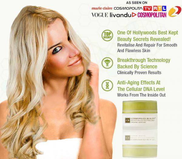 cosmopolita beauty skincare organic